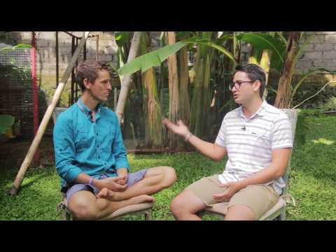 Patrick Woodcraft interviews Maitri Fischer - Bali Eco Legend
