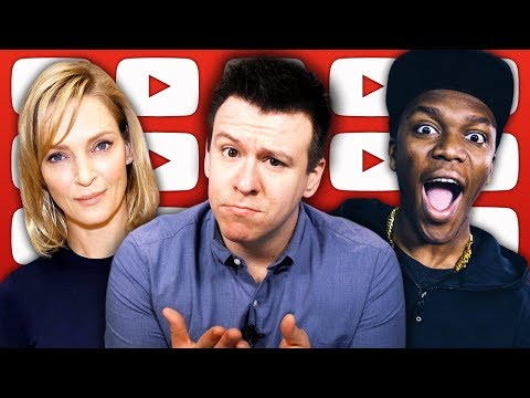 Horrifying Uma Thurman Video Released, Cover-Up Allegations, and KSI & Joe Weller Push Limits