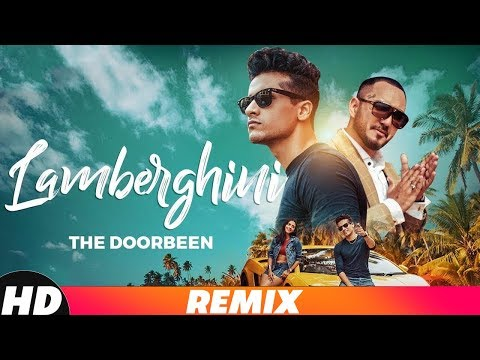 Lamberghini  Dj Joel Remix  The Doorbeen Feat Ragini  Latest Remix Songs 2018  Speed Records