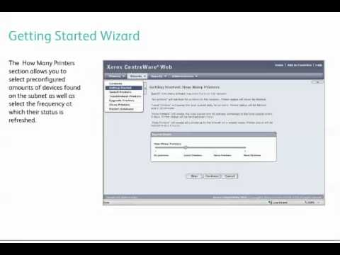 Xerox Docucolor 252 Driver Windows 10