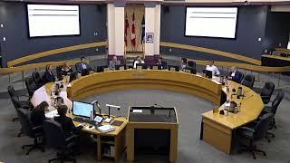 Youtube video::September 17, 2019 Council Closed Session Public Meeting