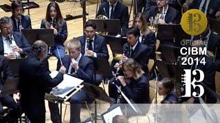 CIBM 2014 - Unión Musical De Beniarbeig - Suite Festiva
