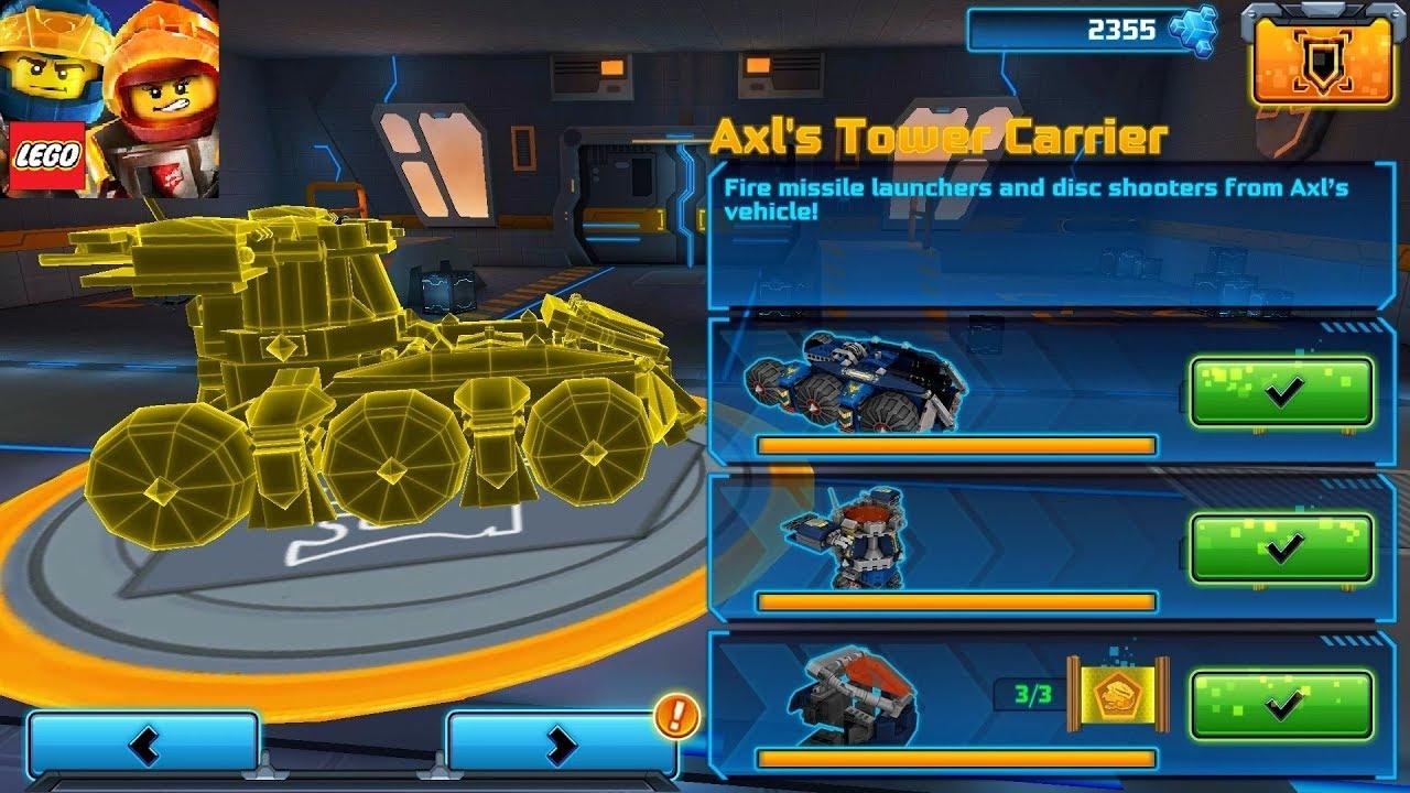 LEGO NEXO KNIGHTS: MERLOK 2.0 – Gameplay Walkthrough Part 14[ All Vehicles unlocked ]