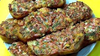 Горячие бутерброды быстрые и вкусные на сковороде