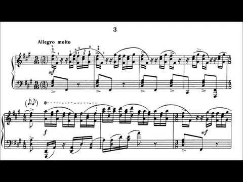 Rachmaninoff: Etude-Tableaux Op.39 No.3 in F-sharp Minor (Lugansky)