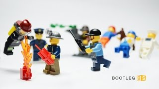 LEGO Bootleg SY263 City