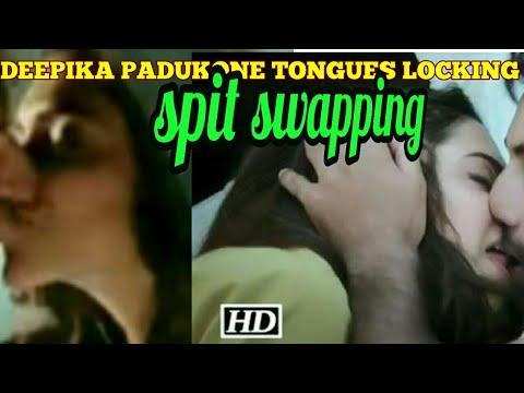 DEEPIKA PADUKONE seksy tongue deep sucking Qarib Qarib ...