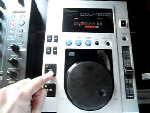 Pioneer CDJ 100s Test