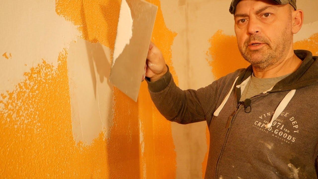 Download Wände glätten oder spachteln für Anfänger Tipps Tricks DIY