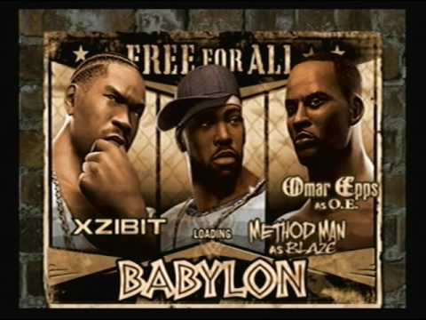 Def Jam Fight for NY - Free for All Match @ Babylon (HARD)