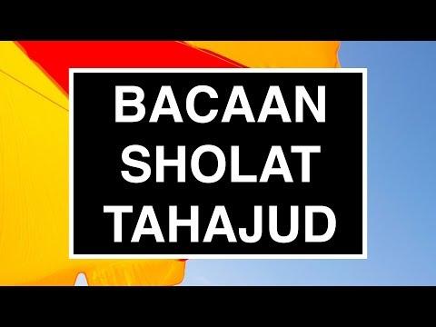 Tatacara Sholat Tahajud dan Witir Nabi Muhammad SAW.