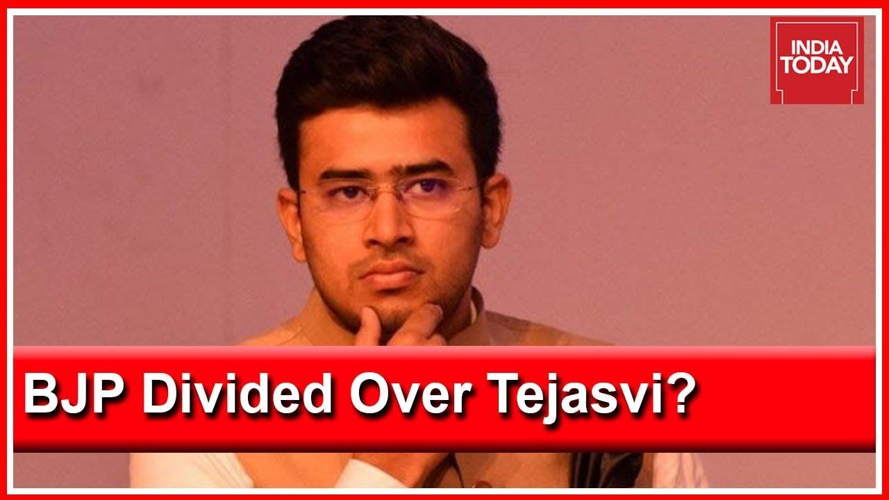 BJP Divided Over Tejasvi?   3 Prominent BJP MLA's Skip Tejasvi's Nomination