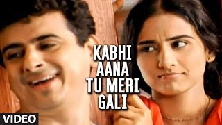 Kabhi Aana Tu Meri Gali Full Video Song Palash Sen  Feat. Vidya Balan - Euphoria Gully