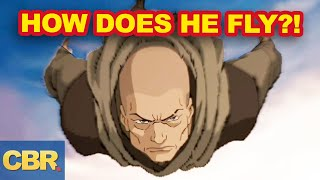 Avatar: Why Zaheer Was The Only Airbender Who Could Fly