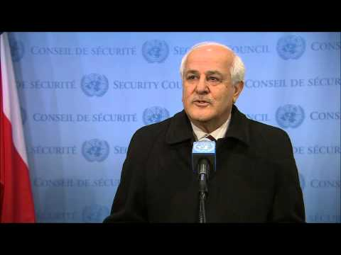 On Palestine, ICP Asks Mansour If Seeking ICC Probe, He: Retroactive in Gaza, USA Shouldn't Cut $