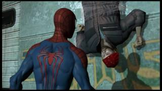 Человек паук 2 (Spider Man 2) Игро Фильм {прохождение} 1 серия