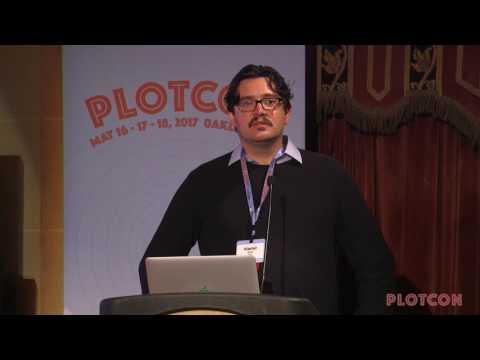 PLOTCON 2017: Alastair Dant, Visual tools for Research & Development