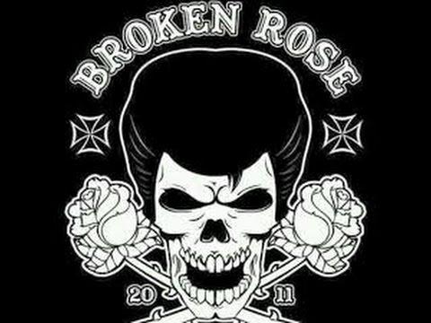Broken Rose - Sayonara Rest in Hell (Lyrics)