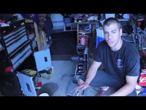 How to Install a Universal Catalytic converter (MK4 Jetta)