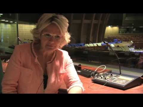 Sally BAILEY-RAVET: Interpreting at the Council of Europe