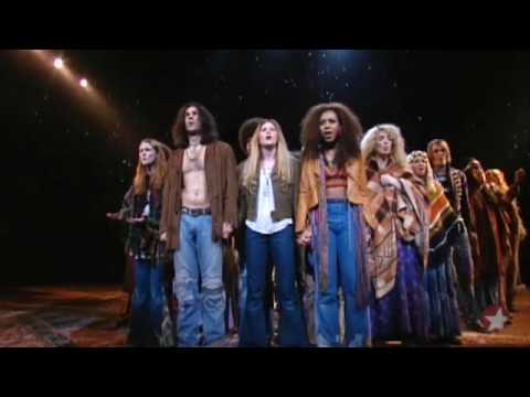 Show Clip Broadway Revival Hair Let The Sunshine In Youtube