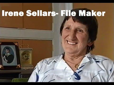Irene Sellars- File Maker