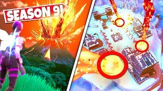 *NEW* HUGE VOLCANO ERUPTION *DESTROYED* UNEXPECTED LOCATION THAT EVERYBODY MISSED! SEASON 9 EVENT!