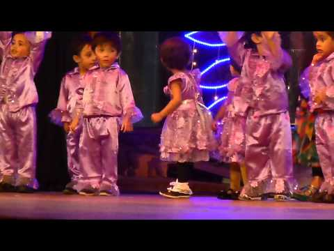 Aanya's dance show