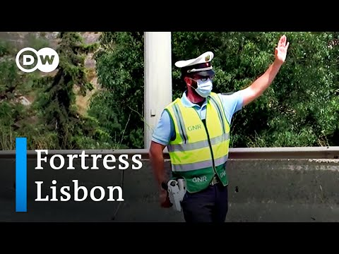 Portugal imposes travel ban on Lisbon to contain COVID Delta variant | DW News