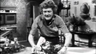Julia Child The French Chef- Roast Suckling Pig