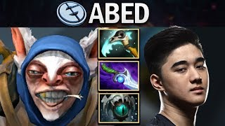 EG.ABED MEEPO WITH 21 KILLS - DOTA 2 GAMEPLAY