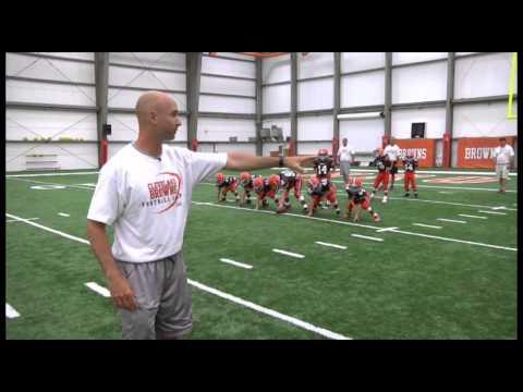 Coaching Youth Football: Huddle Organization