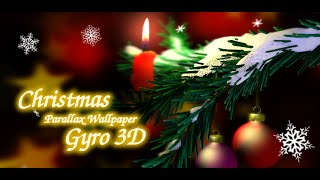Christmas in HD Gyro 3D XL