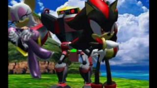Sonic Heroes: Power to Flight Formation Glitch