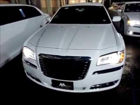 Chrysler 300 Phantom edition in Florida Limos in Fort Lauderdale