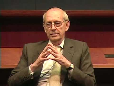 Lives in the Law | Associate Justice Stephen G. Breyer