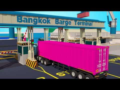 Introducing Bangkok Barge Terminal BBT