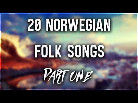 20 Norwegian Folk Songs PART 1