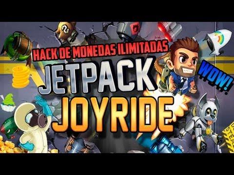 Jetpack Joyride Para Android [Hack de Monedas + v1.6]