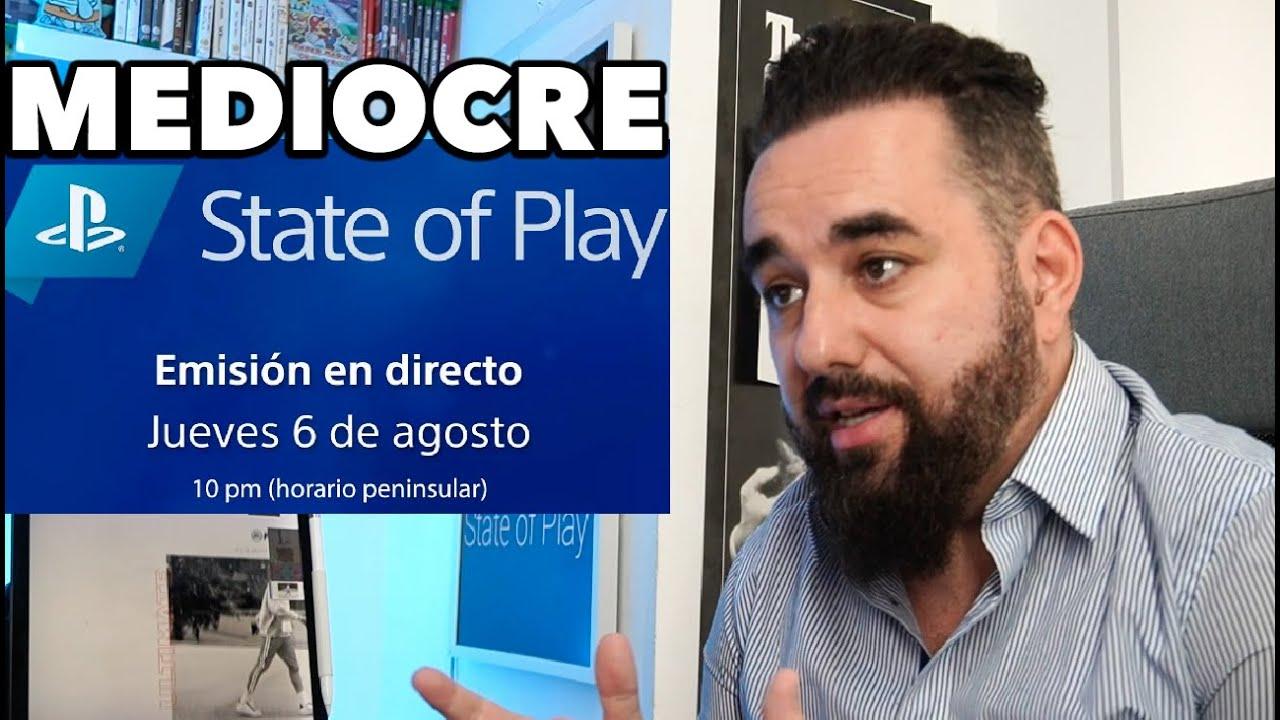 Playstation AVISÓ del contenido que presentarían pero el State of Play que vimos fue Mediocre