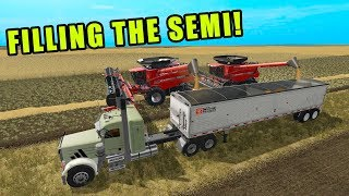 WE ARE HARVESTING SOME MORE WHEAT | EP#10 | FARMING SIMULATOR 2017