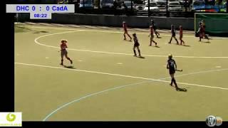 1. Feldhockey-Bundesliga Damen DHC vs. CadA 15.04.2018 Livestream