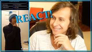I react to my old tiktoks! (they're pretty bad)