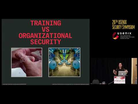 "USENIX Security '17 - When Your Threat Model Is ""Everything"": Defensive Security in Modern Newsrooms"