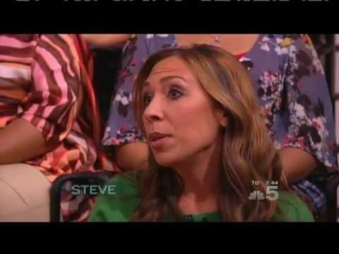Dr Amy Johnson Steve Harvey Show