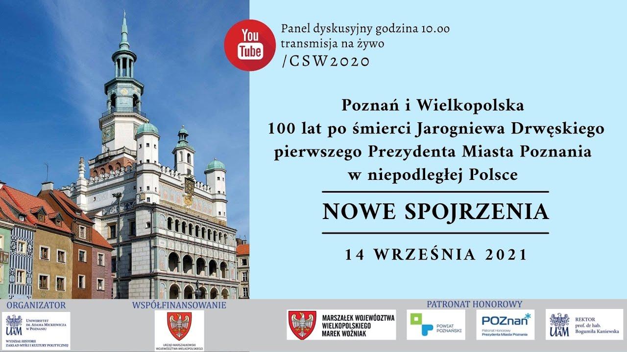 100 lat po śmierci Drwęskiego