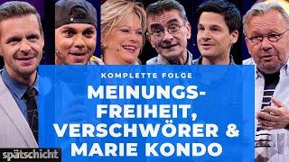 Spätschicht vom 12.06.2020 mit Florian, Gerburg, Bernd, Mathias, Lisa, Alain und Osan