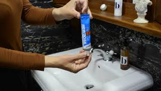 Heavy Duty Exfoliating Hand Soap / Silicone Glue Test