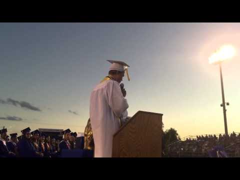 Payne Whatley graduation speech