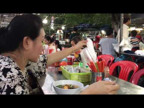 Chicken Poriage at Tuol Tumpong Market Phnom Penh